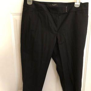 White House Black Market Slim Ankle pants 14 NWT